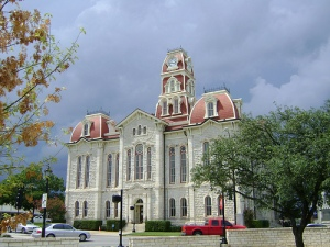 Parker County Courthouse(09)