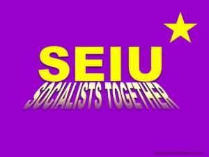 SEIU-Socialism
