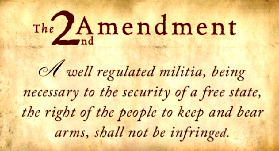 Second Amendment (to the Bill of Rights) Explained
