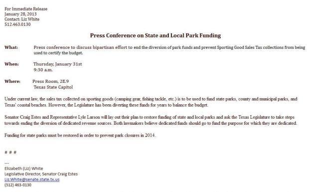 park_funding