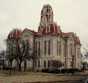 Parker County Courthouse