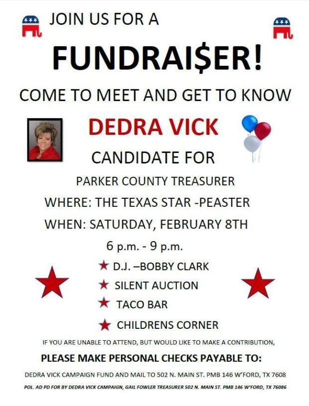 Dedra_Fundraiser