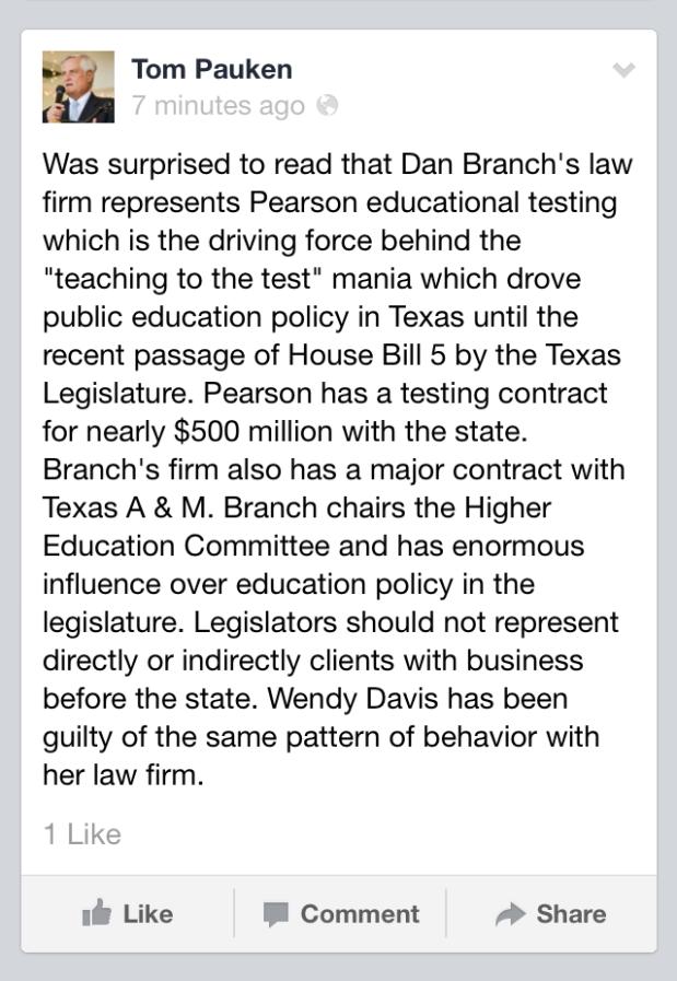 Dan Branch