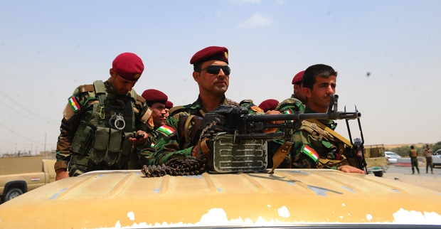ISIS: 'A revolutionary movement that uses terrorism to impose its will.' (Photo: Transterra Media/Polaris/Newscom)