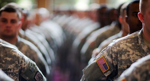 APTOPIX Georgia National Guard Deployment