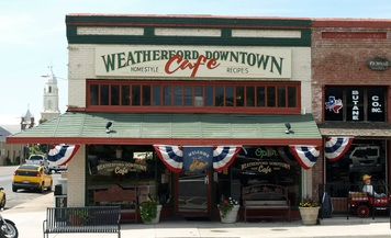Weatherford Downtown