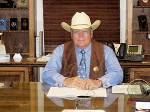 Parker County Sheriff Larry Fowler