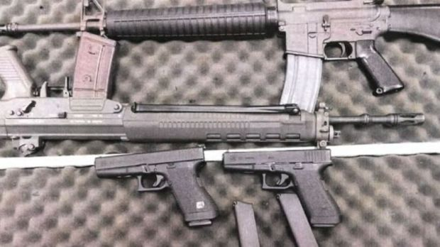 Authorities say 23-year-old Alexander Ciccolo illegally purchased four guns and planned a terror attack. (Department of Justice)