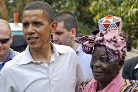 Obama escapes to Kenya!