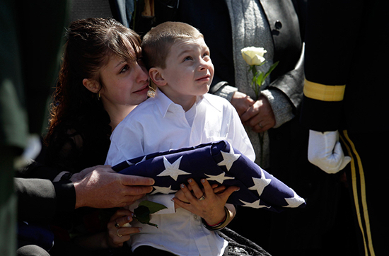 Flag to Mother and Son.jpg